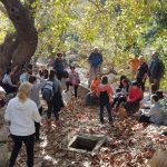 Εκπαιδευτική πορεία στα αειφορικά μονοπάτια της Χίου